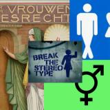 Plaskrullen, kinderkleren en vrouwenkiesrecht